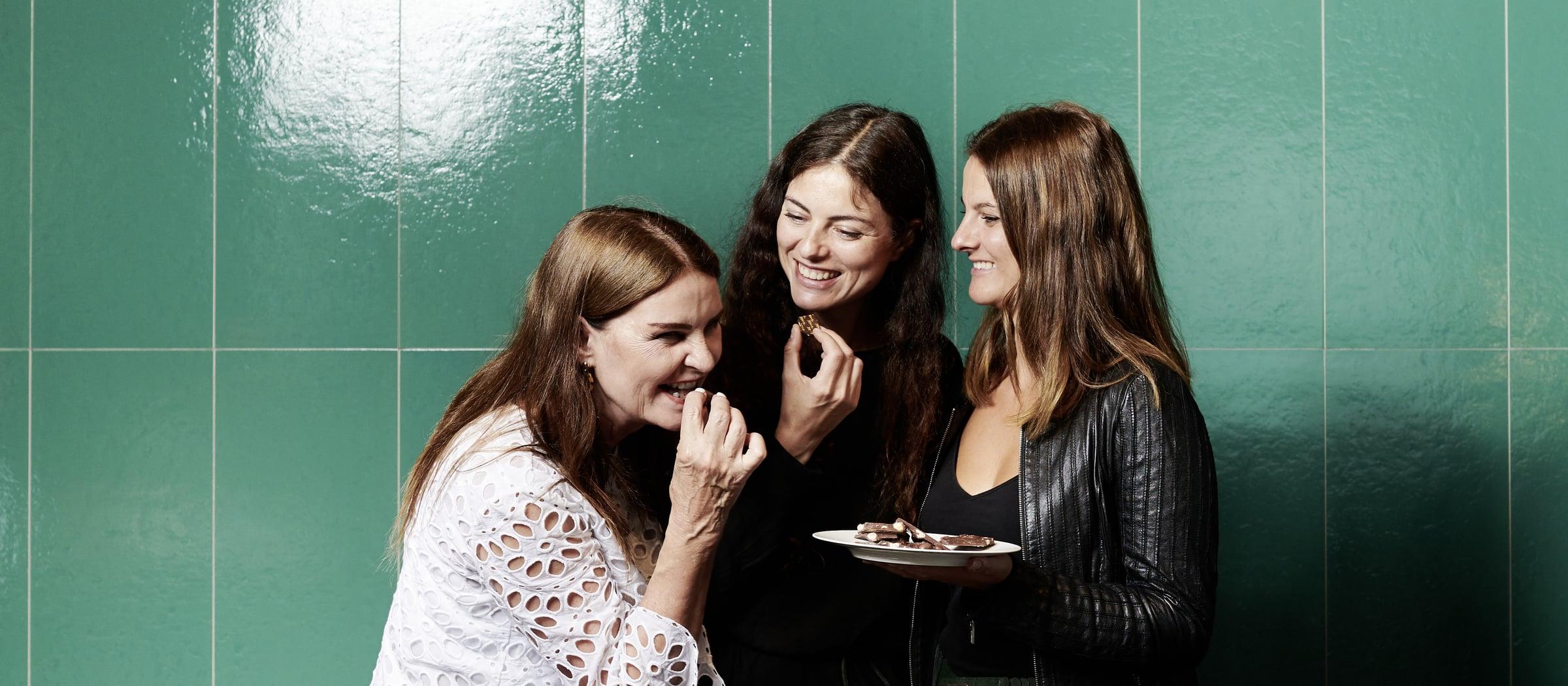 Pistor Aroma Blog Inspiration Baeckerei Confiserie Merz Frauenpower Schwestern