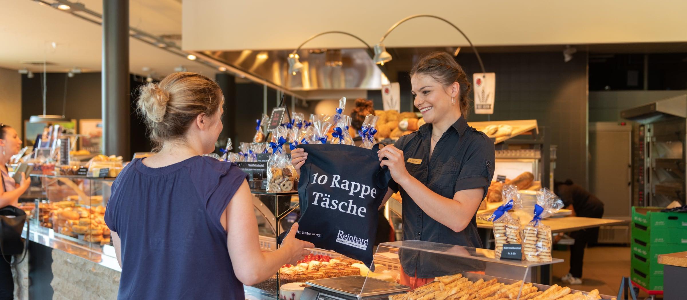 Baeckerei Reinhard AG Inspiration Food Waste