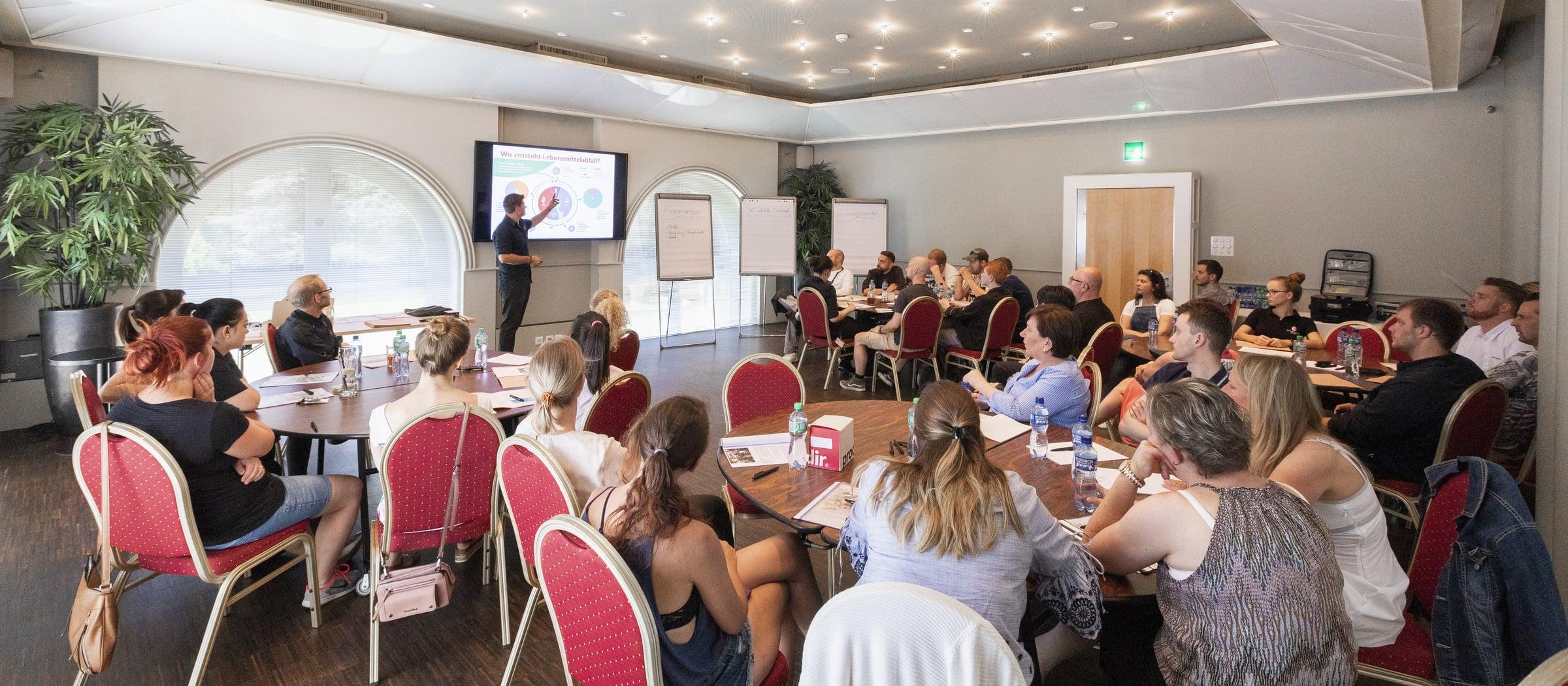 Pistor, Inspiration, Grand, Casino, Baden, Workshop, UAW, Sitzung