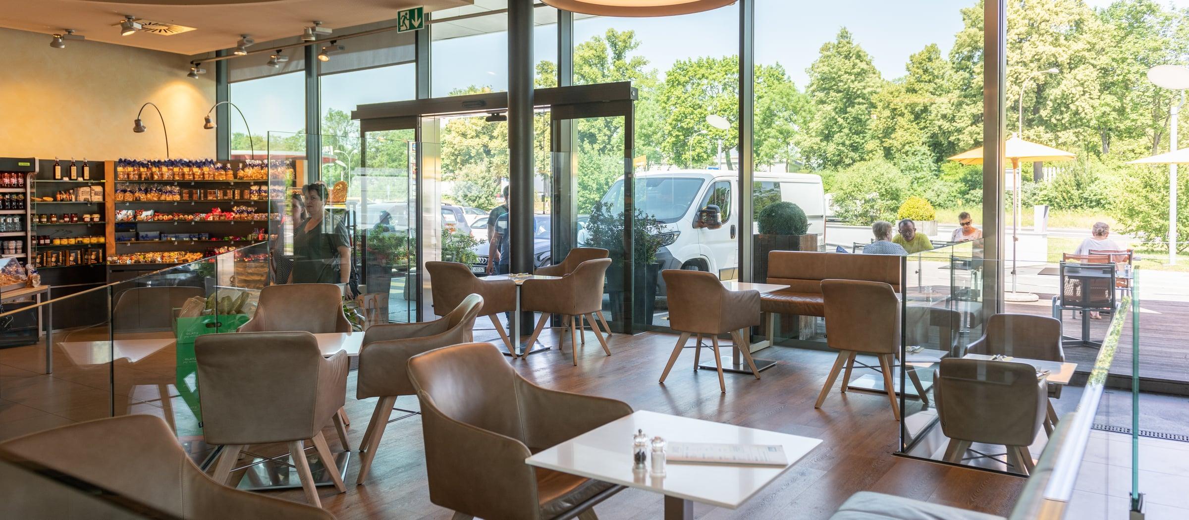 Baeckerei Reinhard AG Pistor Inspiration Lounge 0
