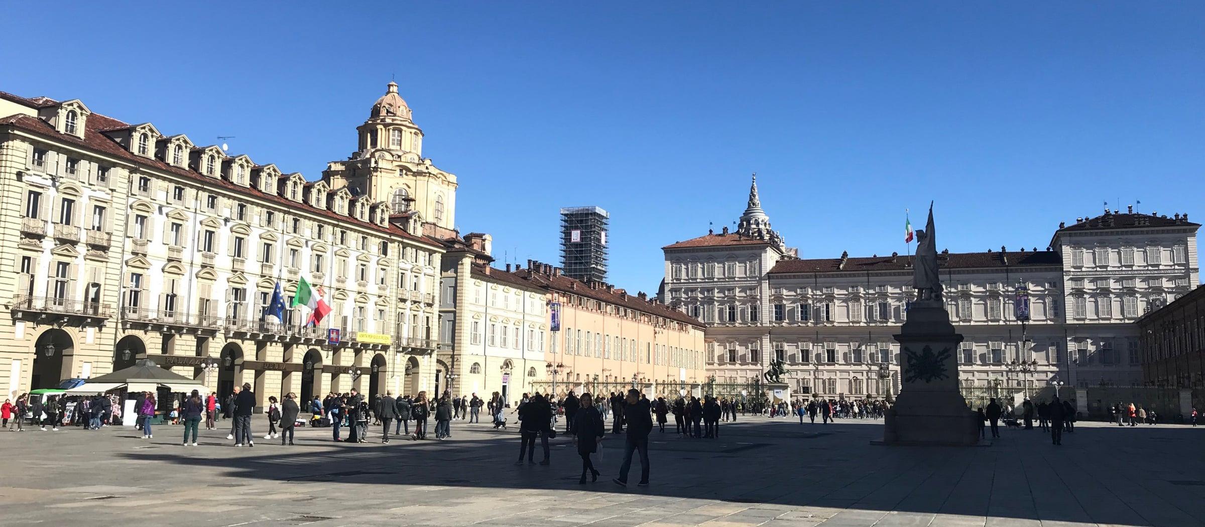 Pistor Inspiration Turin Reise