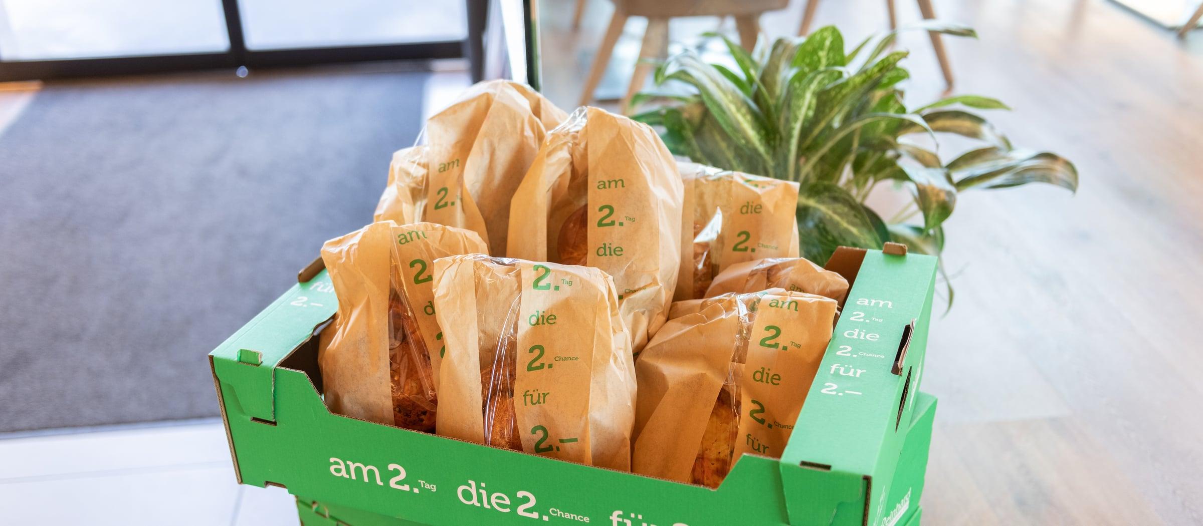 Baeckerei Reinhard AG Pistor Inspiration Food Waste
