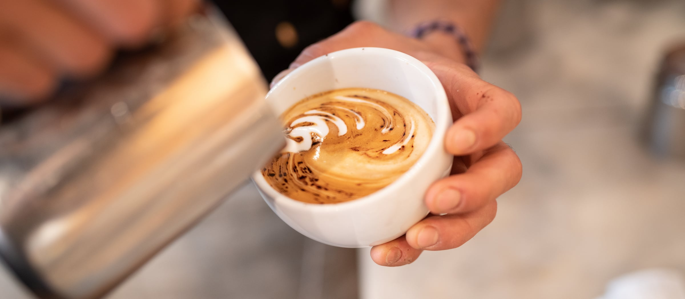 Pistor Inspiration Babus Bakery Coffeehouse Kaffee Tasse