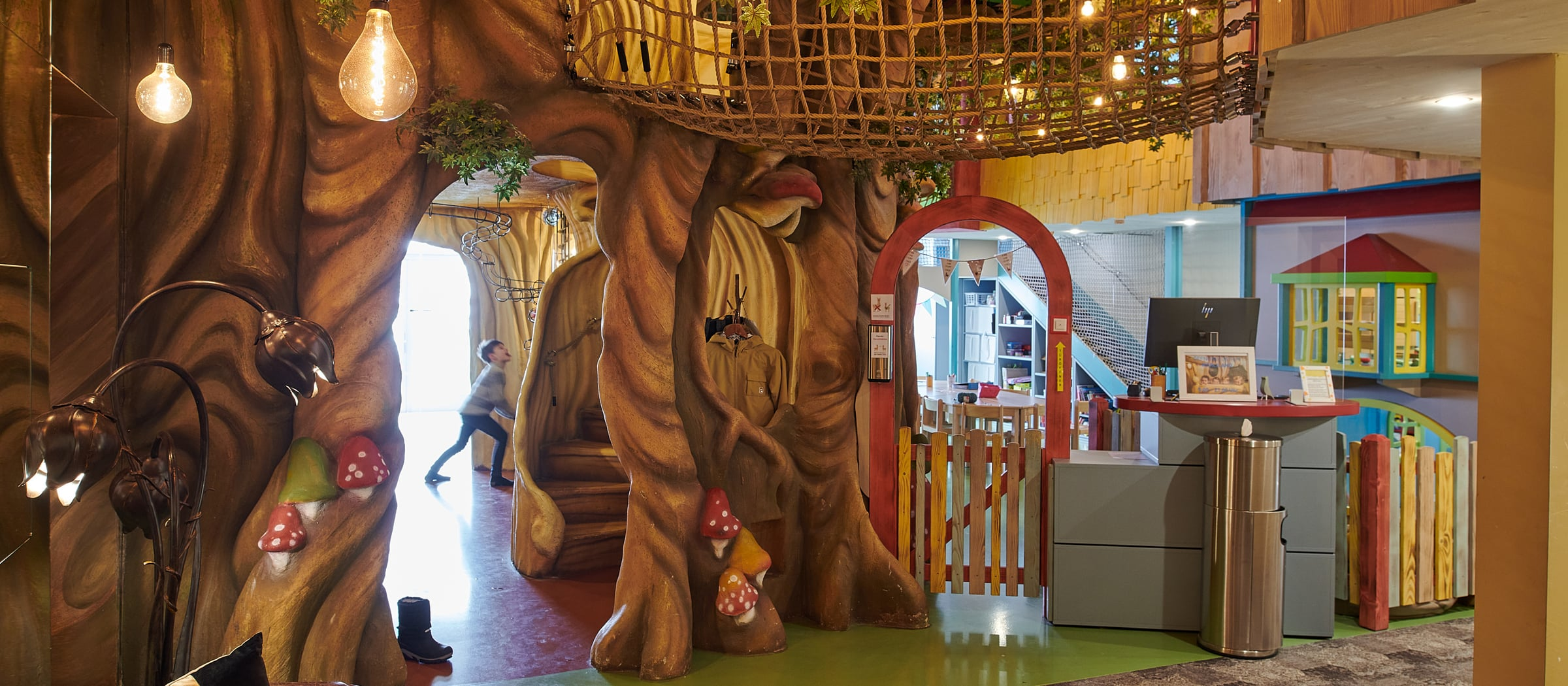 Märchenhotel Spielhalle