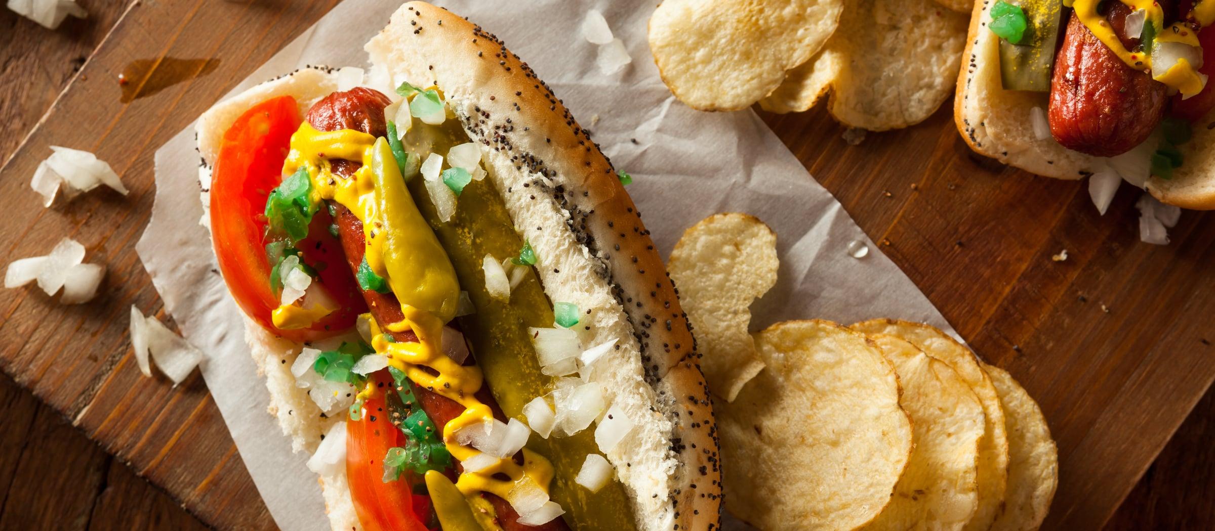 Pistor Inspiration Hot Dog Rezepte