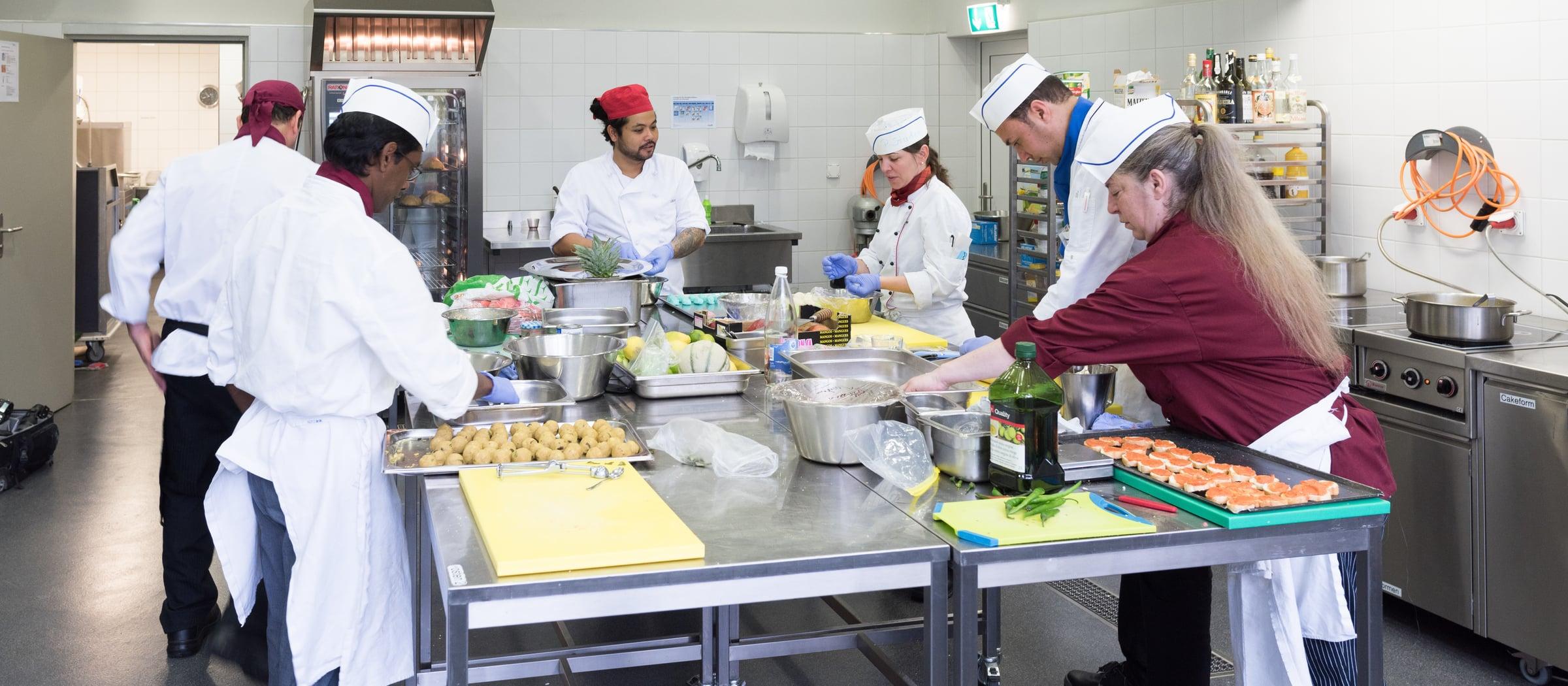 Pistor Inspiration Flüchtlinge in der Gastronomie nicht immer willkommen aber höchst wertvoll Riesco 107
