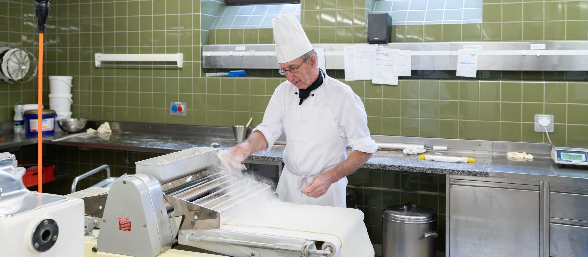 Inspiration Pistor Schlossmatt Küche Pflegeheim