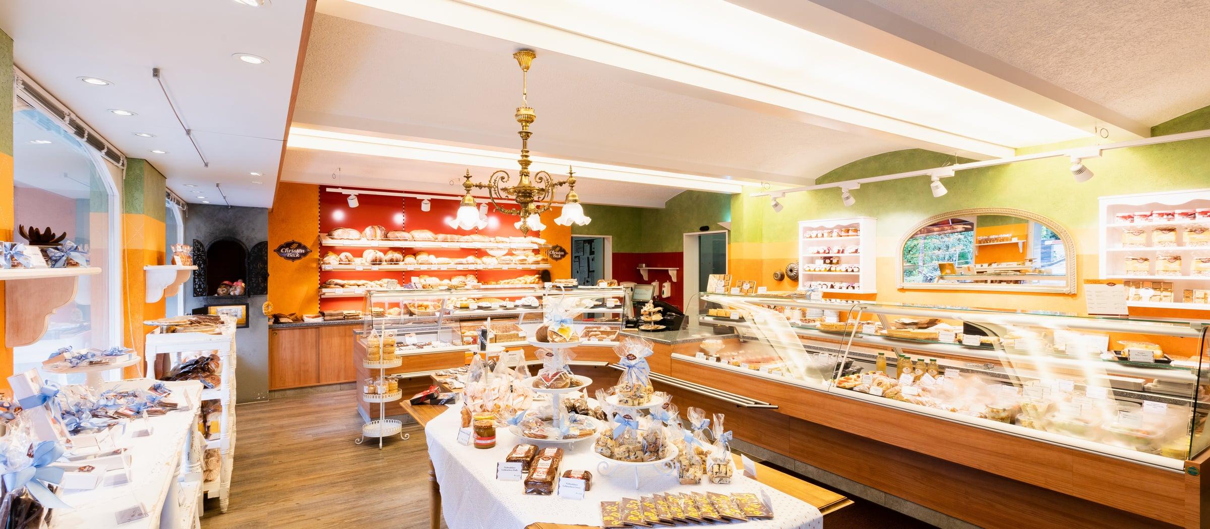 Pistor Inspiration Reportage Christen Beck Zum Beck Stansstad Bäckerei Shop